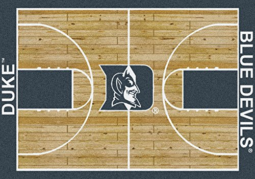 Duke Blue Devils Milliken NCAA Home Court Area Rug (3'10