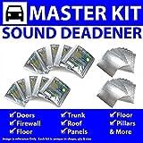 Zirgo 314996 Heat and Sound Deadener (for 50-88 Jaguar ~ Master Kit)