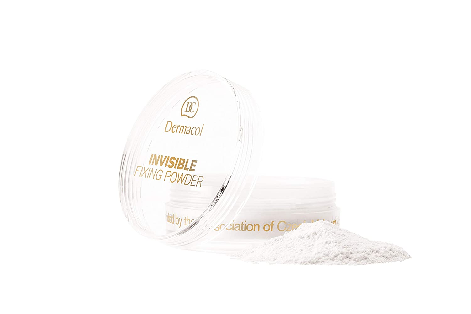 Dermacol Invisible Fixing Powder Natural, 13.5 g 15980