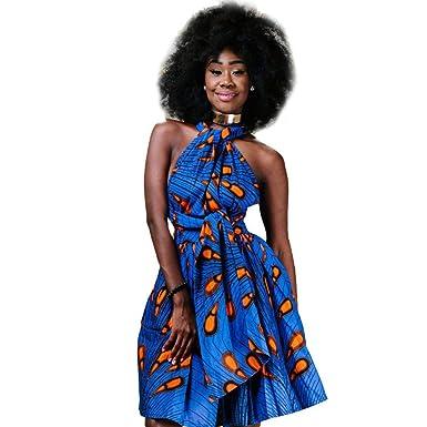 tout neuf f5adb 828aa Femmes Robe Africaine Robe Style Multi Wear Ethnique De Mode ...