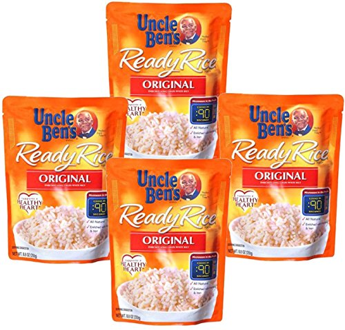 uncle bens white rice - 8
