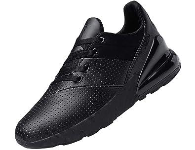 SINOES Zapatillas Hombres Mujer Deporte Running Zapatos para ...