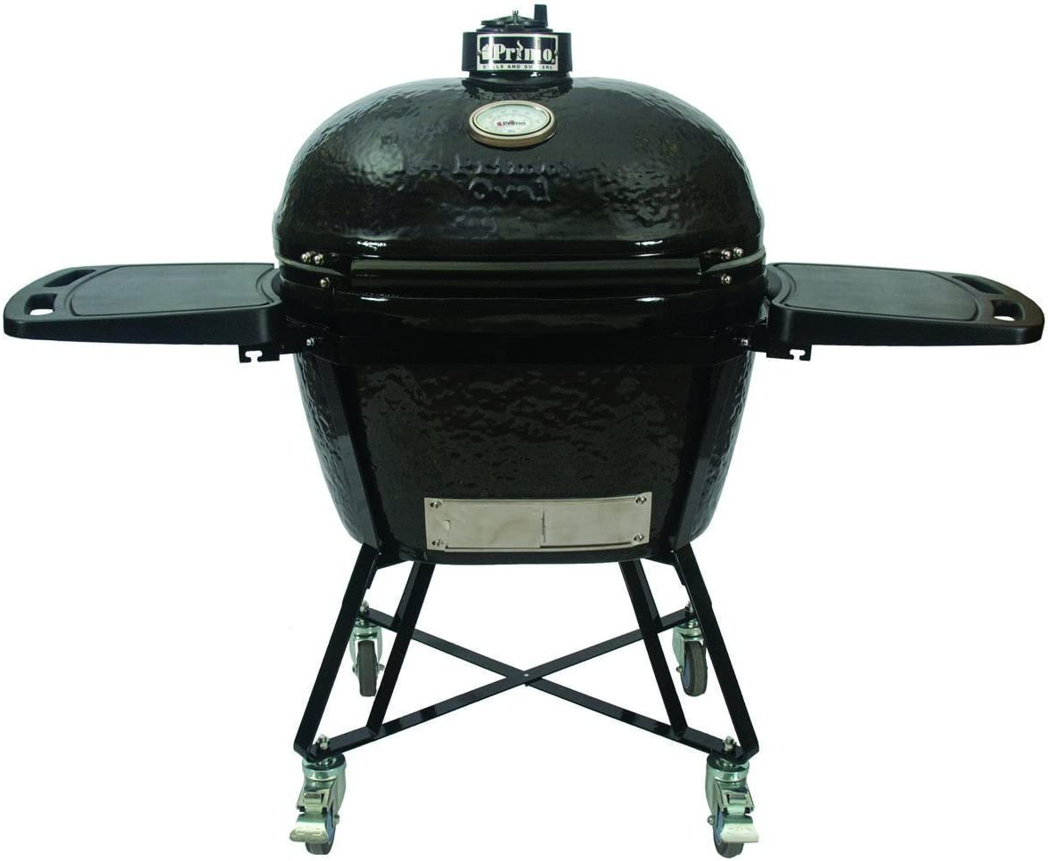 Primo 7500 Charcoal Grill, Large, Black