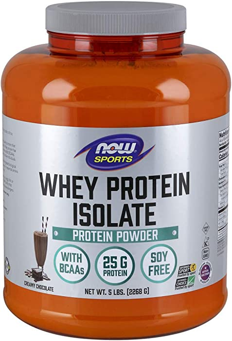 The Best Now Food Dutch Chocolate Whey Protein