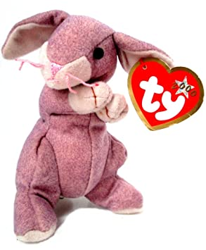 TY SPRINGY THE BUNNY TEENIE BEANIE BABY by TY/MCDONALDS