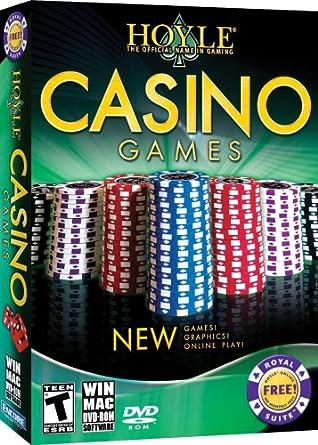 Hoyle casino horse racing alchol gambling card games chem