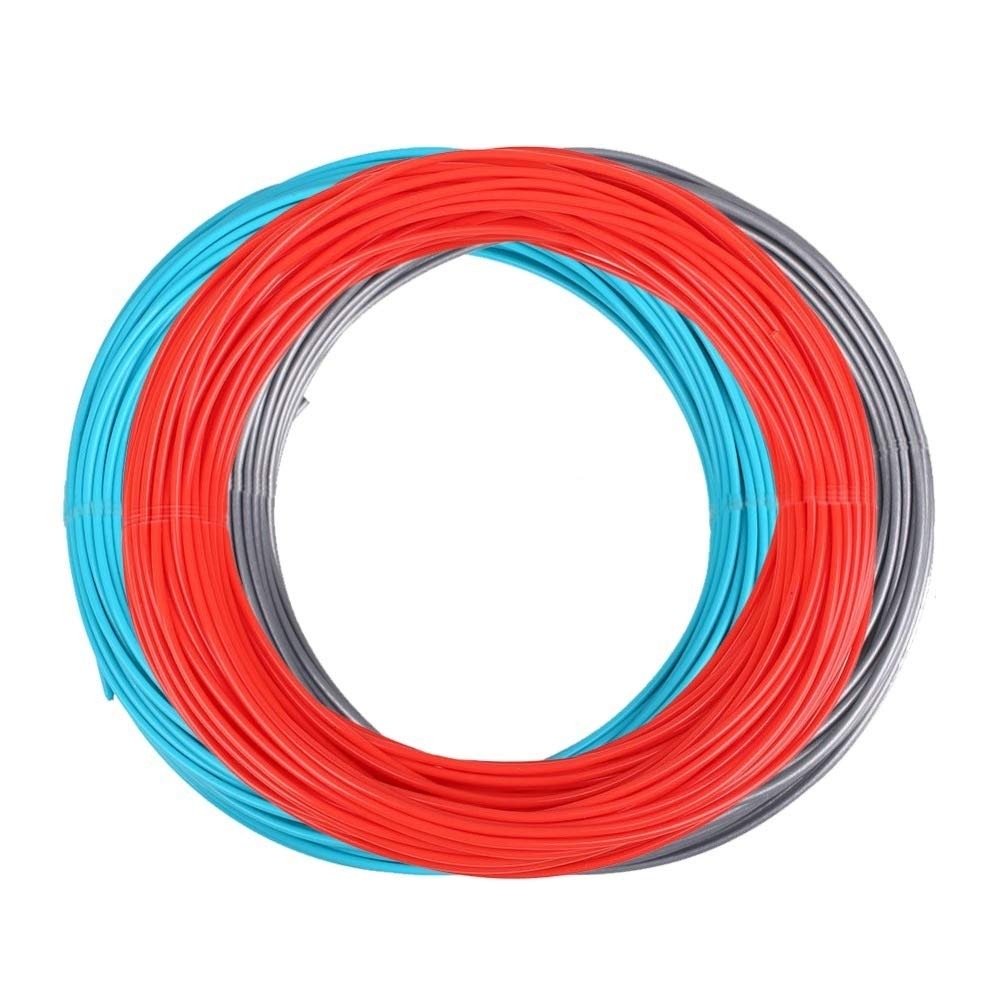 Amazon.com: W-Shufang,3D 3m x 3 Colors 3D Pen Filament PLA ...