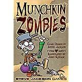 Steve Jackson Games SJG 1481 Munchkin Zombies