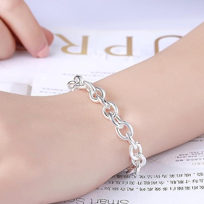 Voilier fermoir argent sterling 925 USA utiliser avec Convertible bracelet nouveau