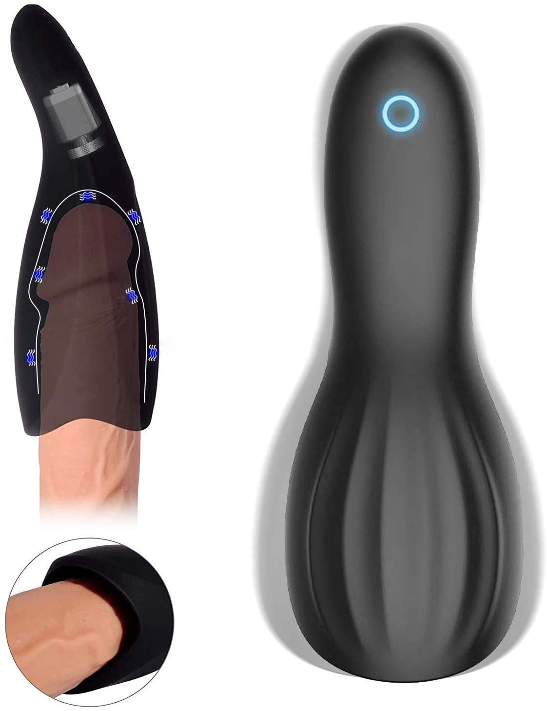 Sexy Toysfor Man Silicone 100% Waterproof Fäke Pussies Toy for Intense Stimu lati on Lubricant Six Pleasure for Men for Men Sixy Underwear for Men T-Shirtfor Men Sixy in Life