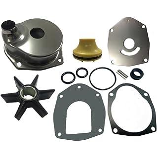 Genuine Mercury Water Pump Impeller Kit 3.0L V6 2 Stroke 200 225 250 EFI//Optimax