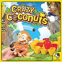 Pegasus Spiele 52153G - Crazy Coconuts, Brettspiele