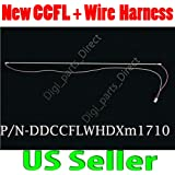 """LCD Parts Direct 15.4"""" WXGA/WXGA+/WUXGA LCD CCFL Backlight with Wire Harness for Select Dell Laptops"""