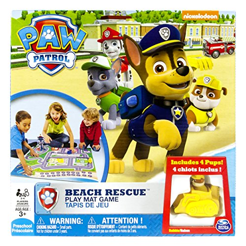 Spin Master Games Paw Patrol Beach Rescue Game