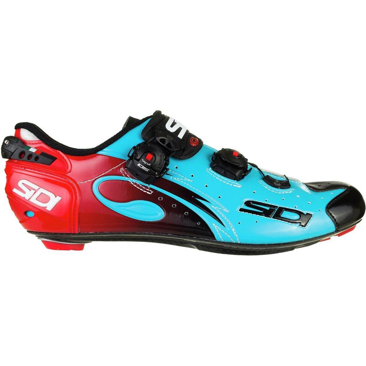 日本未入荷 (シディ) (44.5) Sidi Wire Push 28.5cm Cycling B07J287723 Shoe メンズ ロードバイクシューズSky Blue/Black/Red [並行輸入品] 日本サイズ 28.5cm (44.5) Sky Blue/Black/Red B07J287723, ショウバラシ:6286e566 --- by.specpricep.ru
