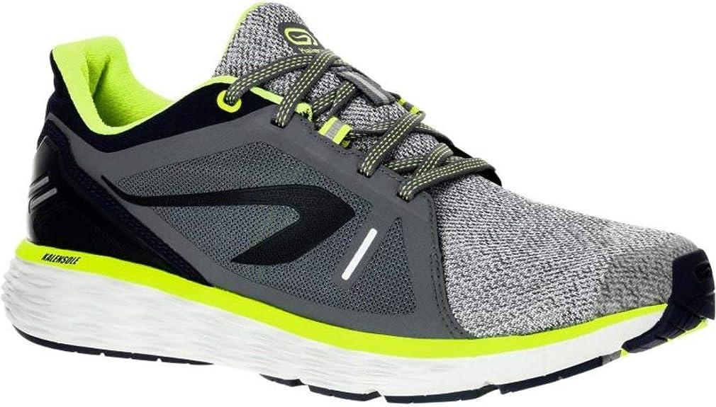 Kalenji Run Comfort - Zapatillas de Running para Hombre, Color Gris: Amazon.es: Zapatos y complementos