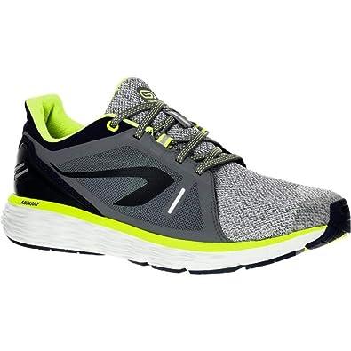 buy online 3a526 fc9af Kalenji Run Comfort Men s Running Shoes - Grey (EU ...