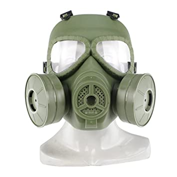 M04 Airsoft táctico máscara de protección, cara completa ...