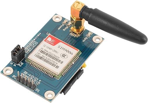 XCSOURCE® SIM900A Desarrollo Shield Board Soporta Llamadas telefónicas/SMS/MMS/GPRS/LBS/DTMF para Arduino UNO R3 Mega con Antena TE571