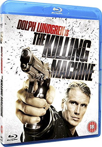 Dolph Lundgren Is The Killing Machine Blu-Ray (Blu-Ray) (Import Movie) (European Format - Zone B2) [Blu-Ra...