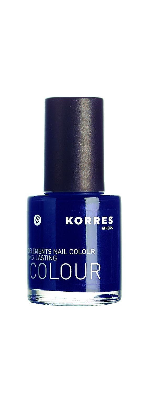 Korres Nail Polish 10ml: Amazon.co.uk: Luxury Beauty