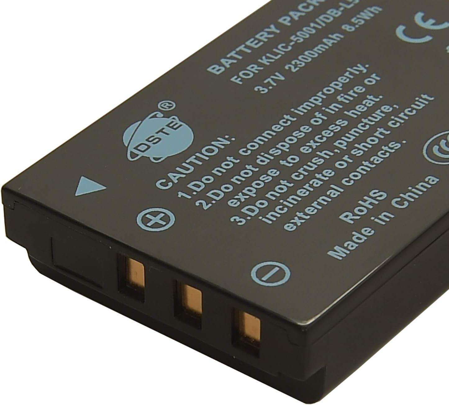 VPC-HD1000 DMX-TH1 DMX-WH1 VPC-HD2000 VPC-TH2 VPC-TH1 VPC-HD1010 DMX-HD1010 DB-L50 USB Cargador para Sanyo Xacti DMX-FH11 DMX-HD2000 VPC-WH1 bater/ía de la c/ámara y M/ás DMX-HD1000