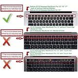 DHZ Big Font Violet Gradient Keyboard Cover