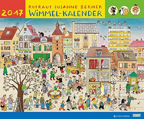Wimmelkalender 2017