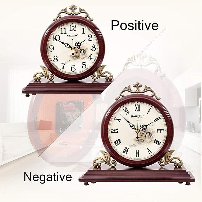 Reloj de Escritorio Relojes Familiares Relojes de repisa del ...