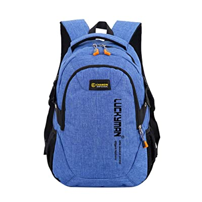 DALIUING Travel School Bag Book Bag School Backpacks for Student Teenager School Teens: Clothing