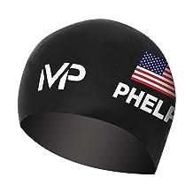 MP Michael Phelps Race Cap GT Swim Cap