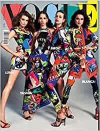 Vogue España. Abril 2018 - Número 361: Amazon.es: Ediciones Conde ...