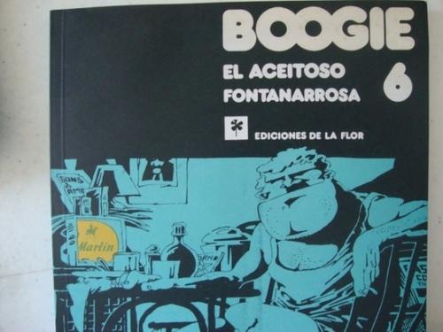 Read Online Boogie 6 (Spanish Edition) PDF