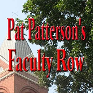 Faculty Row Audiobook