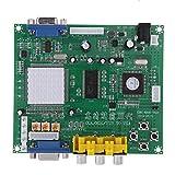 Walmeck Portable High Definition Video Converter Arcade Game Video Converter Board Two VGA Output for CRT Monitor