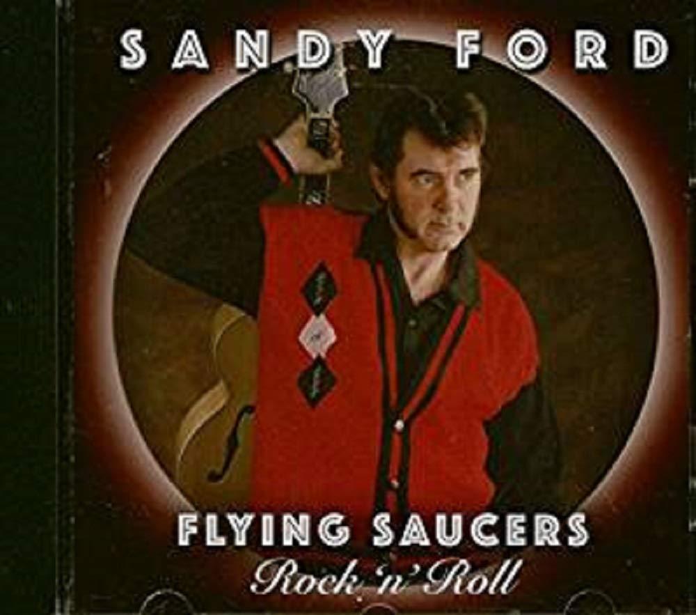 CD Flying Saucers Rock n Roll