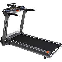 Durafit Spark 1.25 HP (Peak 2.5 HP) DC Motorized Treadmill…