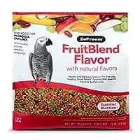 Zupreem Fruitblend Flavor con sabores naturales 12 lb.