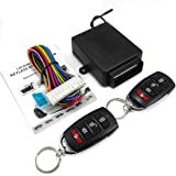 M602-8101 Remote Control Central Locking Kit For KIA Car Door Lock Keyless Entry System With Trunk Release Button