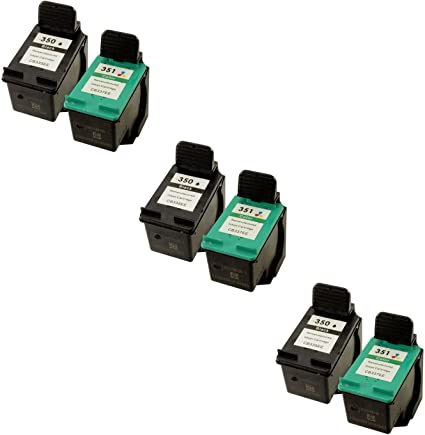 Prestige Cartridge 6 Cartuchos de Tinta para HP Photosmart C4280 ...