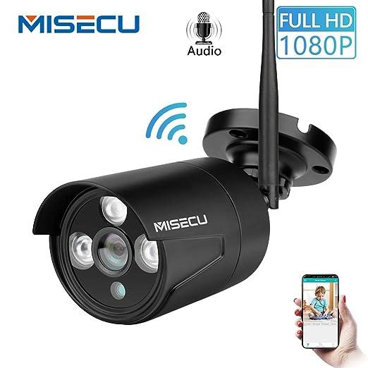 Camaras De Vigilancia Misecu 1080P Seguridad del Hogar WiFi ...