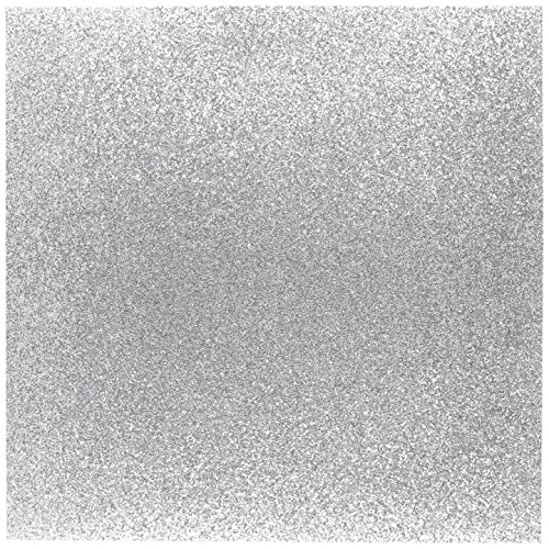 (American Crafts AMC71669 Duotone Glitter Cardstock 12