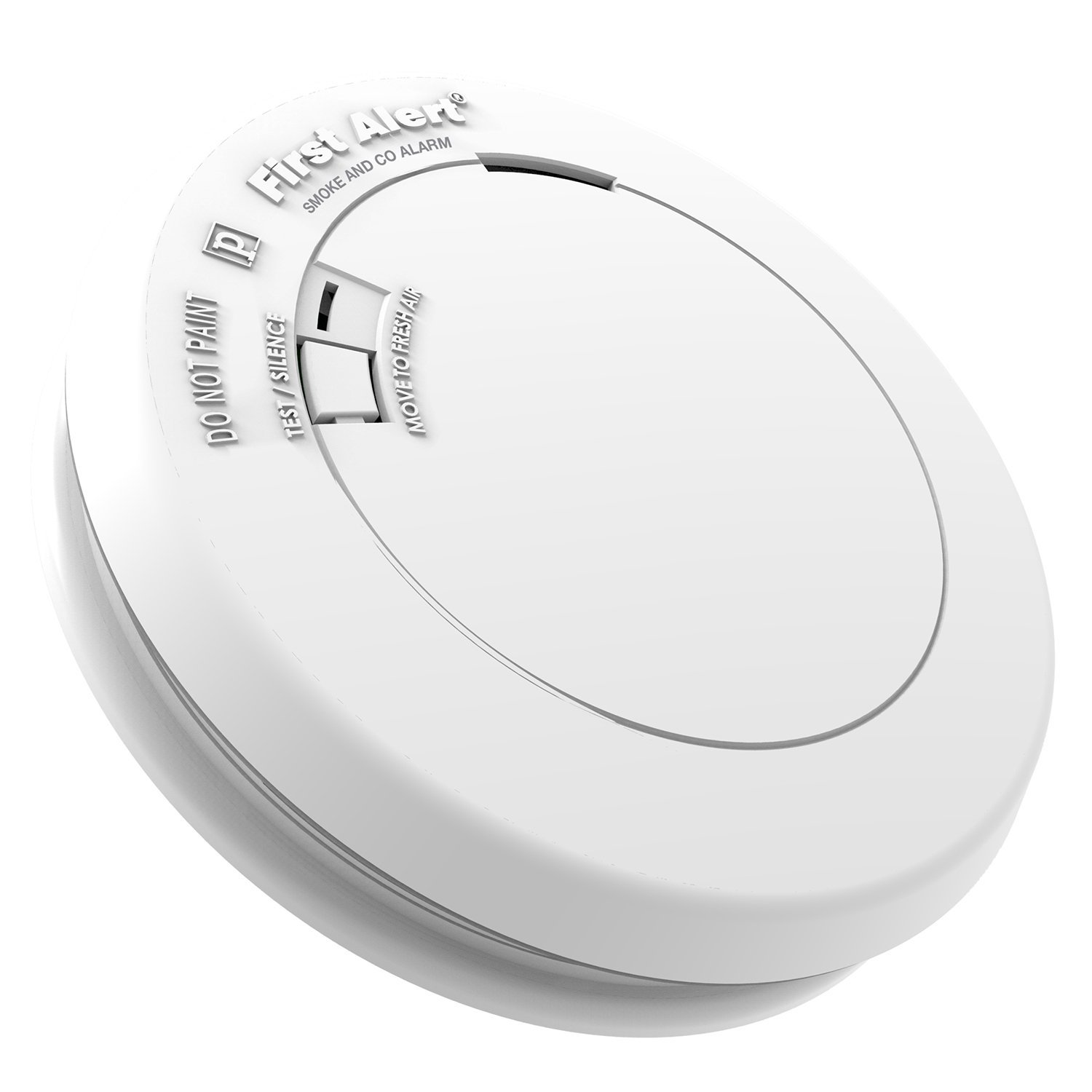 First Alert PRC710 PC1210 10-Year Combination Carbon Monoxide and Photoelectric Smoke Detector, Frustration Free