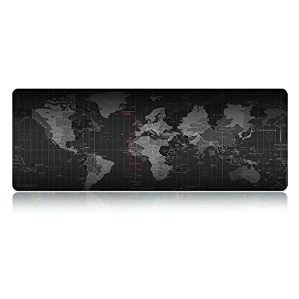 Amazon liebirdextended xxl gaming mouse pad portable large liebirdextended xxl gaming mouse pad portable large desk pad non slip rubber base gumiabroncs Gallery