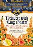 Reindeer with King Gustaf, Anita Laughlin, 0982051832