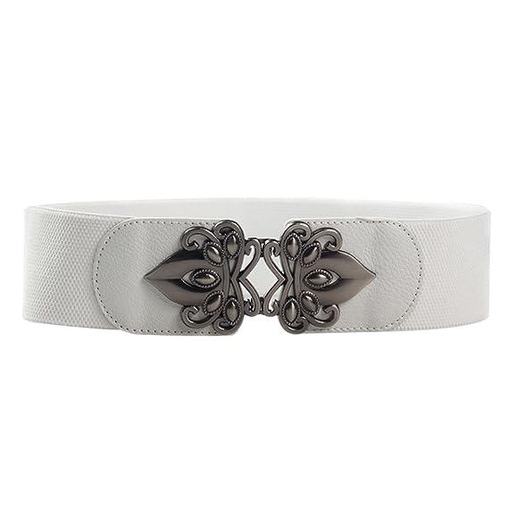zolimx Cinturones de mujer 651f3a90c707