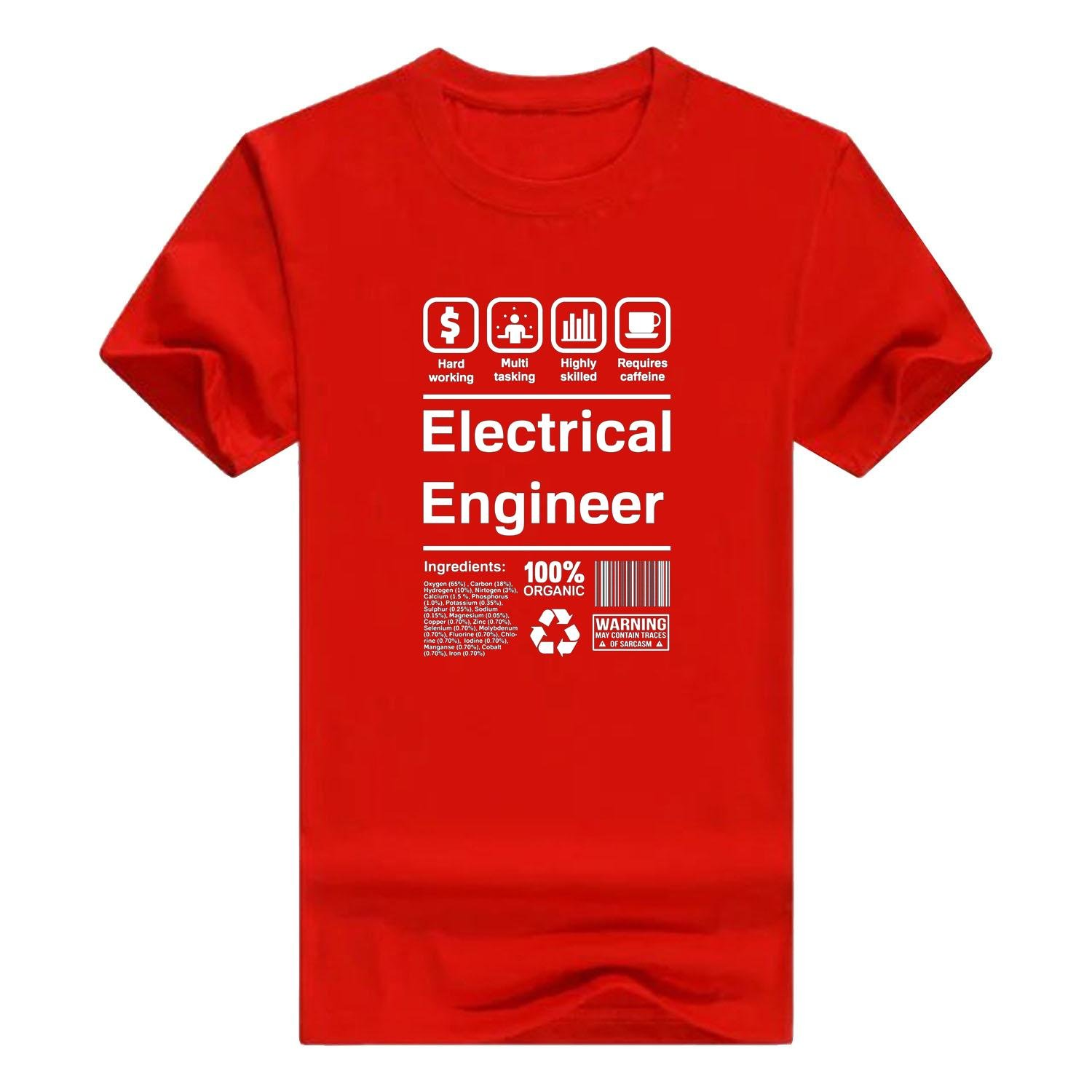 CcBeiBei Electrical Engineer Gifts Electrical Engineering T-Shirt