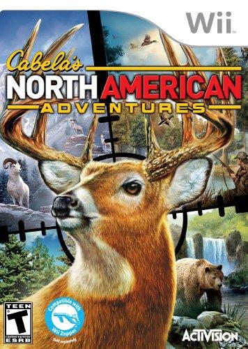 Cabela's North American Adventures (Cabela Big Game Hunter Wii)