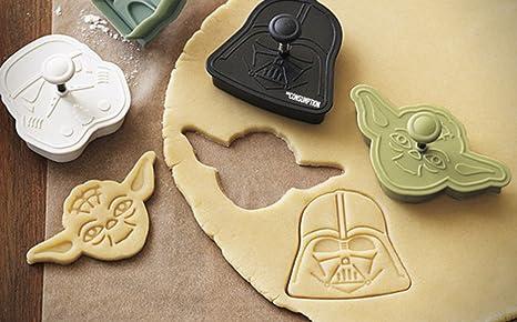 Star Wars Cookie de cuchillas para galletas formas moldes para galletas galleta - colores multi