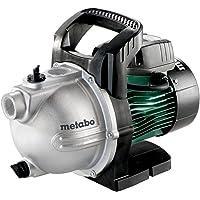 Metabo 600964000 600964000-Bomba de Agua para jardín P 4000 G 1100W Altura máx. Bombeo 46 m